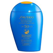 <b>Shiseido</b> Expert Sun <b>Солнцезащитный лосьон</b> для лица и тела ...