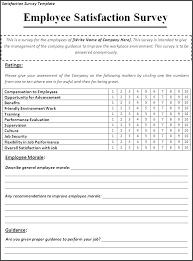 Customer Satisfaction Survey Questionnaire Doc Template Client