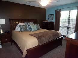 Image for Blue And Brown Bedroom