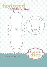 Onesie Template Onesies Die Cutter Could Be An Idea For A Baby Shower Invite