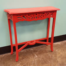 red hallway table. full size of console table:red tables decorative red narrow table nadeau hallway
