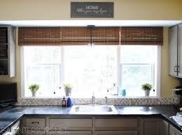 Kitchen Windows A Simple Kitchen Window Upgrade Jenna Burger