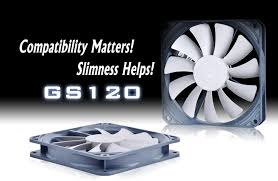<b>GS120</b> - CPU Cooler --- Gamer Storm