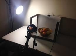 cheap diy lighting. DIY Food Photography Setup Light Box Cheap Diy Lighting