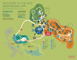 zoo map template. Beautiful Map Download Park Or Trail Map In Zoo Template C