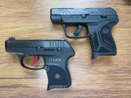 ruger lcp and lcp ii