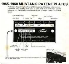 Chevy Trucks Vin Codes Best Of 1966 Ford Mustang Vin Decoder