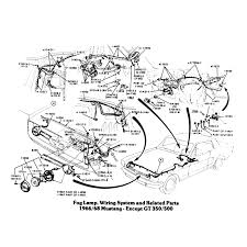 wiring diagram for a 1966 mustang fog lights wiring diagram 1966 mustang wiring diagram click image for larger version