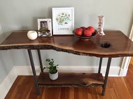 Image of: Modern Entryway Table Big Lots