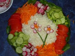 Design Salad Decoration Magnificent Image Gallery Salad Decorations Tray Ideas Vegetable Salad Barista