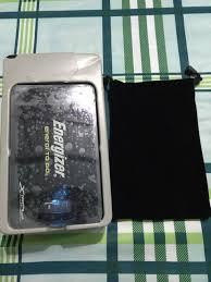 Bán sạc dự phòng cho laptop Energizer XP18000 - 1.500.000đ