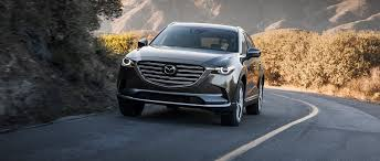 Driving the Turbocharged 2017 Mazda CX-9 - Consumer Reports