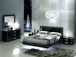 Modern black furniture Home Modern King Bedroom Set Black Modern Bedroom Set Photos And Video Black Modern Bedroom Set Photo Southshoreinfo Modern King Bedroom Set Southshoreinfo