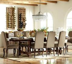 gallery of clarissa glass drop rectangular chandelier pottery barn awesome 3