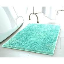 dark aqua bath rugs mat blue gy rug new thick cotton cm x fascinating er chenille aqua comfort bath mat