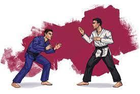 brazilian jiu jitsu vs anese jiu