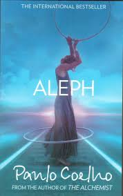 book review of aleph by paulo coelho the cover of aleph by paulo coelho