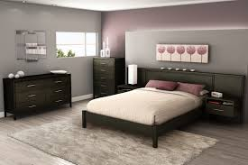 South Shore Bedroom Furniture South Shore Gravity Queen Platform Bed 3577203