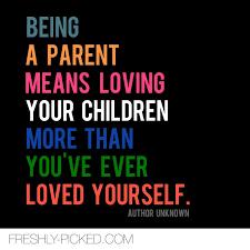 Parent Quotes