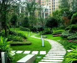 apartment landscape design. Cozy Home Gardens Designs Ideas Feature Apartment Front Yard Landscaping Design Inspiration And Garden Landscape Amusing E