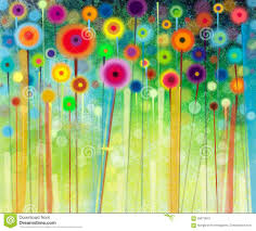 abstract flower watercolor painting from over 62 million high quality stock photos images