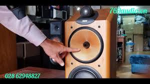 Dàn nghe nhạc Acousphase E 303 bãi Nhật + Loa B&W CDM 9NT bãi Anh | Hàng bãi  chất lượng 769Audio.vn - YouTube