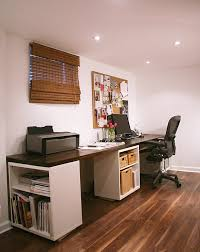 custom desks for home office. stylish long desk for office 20 diy desks that really work your home custom
