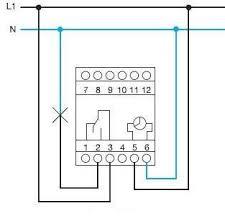 Таймер аналоговый, суточный, 16А, 1 переключающий контакт, запас Wiring Diagram Symbols at Hager Eh 111 Wiring Diagram