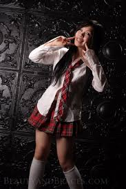 Cute Asian Schoolgirl in Braces Tiny Naked Asians