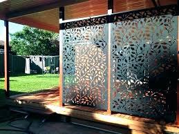 decorative outdoor screen panels screens laser cut custom designer nz outdo dec outdoor screen panels