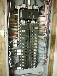 doubler limit in panel? internachi inspection forum Wiring A Homeline Service Panel doubler limit panel dscf3307 jpg Electrical Wiring Main Service Panel