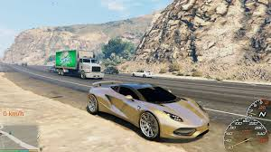 gta new car releaseGTA 5 DLC Available with New Stunt Race Update and Top