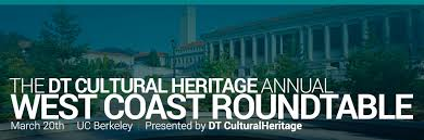 the two most important dates on the dt culturalheritage calendar every year are our east coast and west coast round tables where we bring together leaders