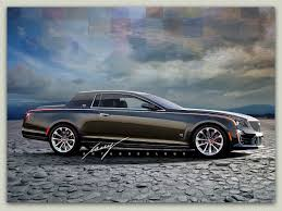 Eldorado Revived to Counter Continental My revived Eldorado coupe ...