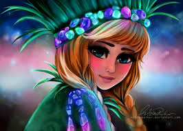 Image result for Anna at frozen