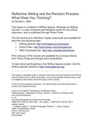 reflective essay conclusion examples cover letter narrative essay  cover letter narrative essay conclusion example short report samplefirst person essay example extra medium size