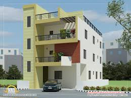 Modern Apartment Building Elevations Great D Home Render - Modern apartment building elevations