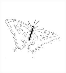 Printable Butterfly Outline Butterfly Outlines