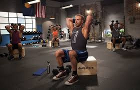 Dumbbell Exercises For Men Chart Your 20 Minute Dumbbell Workout To Build Muscle All Over