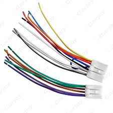aliexpress com buy car audio stereo wiring harness adapter plug Wiring Harness Adapter For Car Stereo That Keep Factory Wires aliexpress com buy car audio stereo wiring harness adapter plug for toyota scion factory oem radio cd dvd stereo ca1816 from reliable harness cat