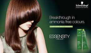 Essensity Colour Chart Essensity Essentials Hair And Beauty