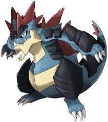 Mega Feraligatr | Fan-made Pokemon Universe Wiki