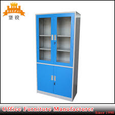 china steel furniture glass door metal office cupboard filing cabinet china filing cabinet metal cabinet