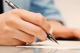 Как написать заявление на отпуск образец