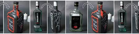 Wine Bottle Decorations Handmade DIY Gothic Bottle Decorations Wholesale Halloween Costumes Blog 86