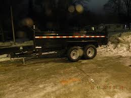 dump trailer finally decided what i am buying page  dump trailer finally decided what i am buying