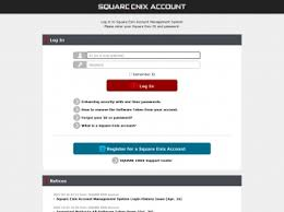A square enix account is a free account provided for authentification in a number of square enix's online services. Square Enix Id Login Credit One