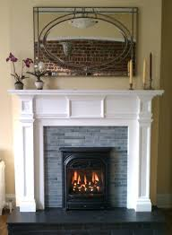 coal fireplace inserts we installed new quarter tiles on the face of this old fireplace and coal fireplace inserts