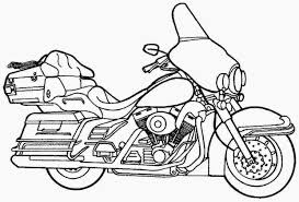 Small Picture Police motorcycle coloring pages ColoringStar