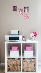 home office storage solutions. bonnie bakhtiariu0027s pink and chic home office tour the stylist storage solutions